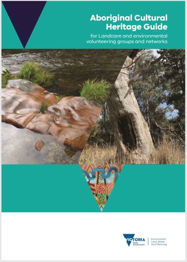 Aboriginal Cultural Heritage Guide cover image3