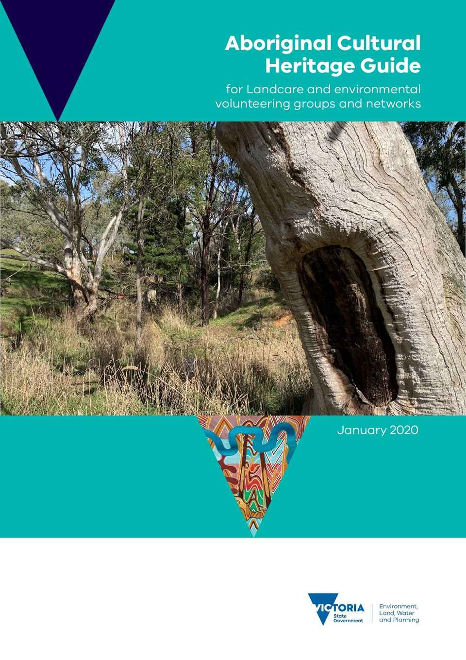 Aboriginal Cultural Heritage Guide cover Jan2020